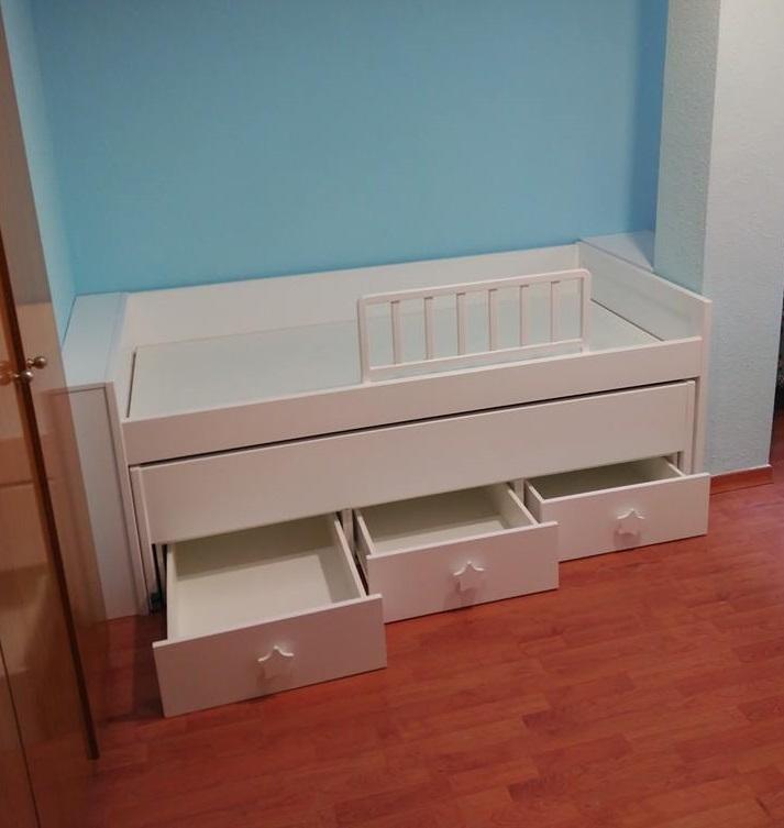 Muebles dormitorio muebles a medida valencia - Tiradores cajones infantiles ...