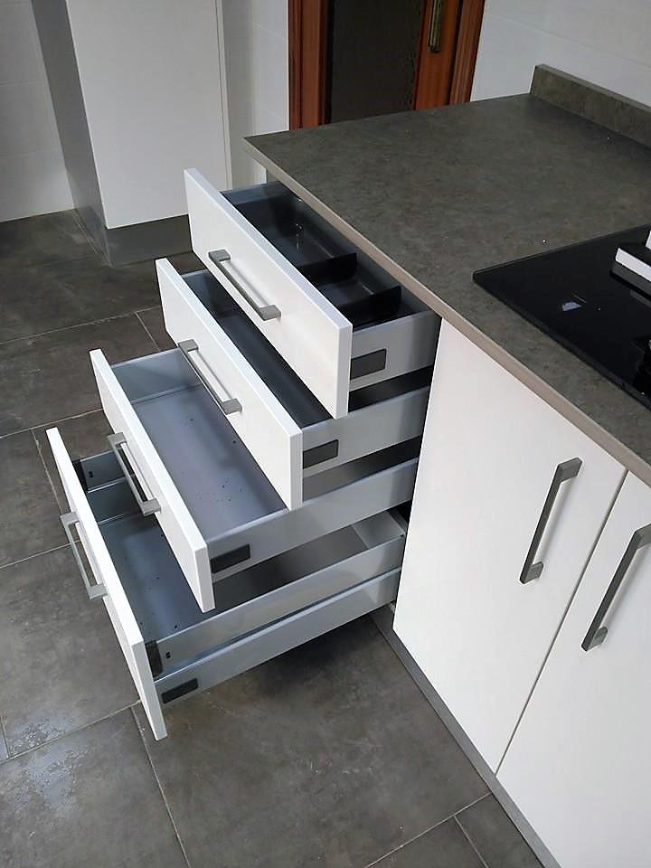 Cocina muebles a medida cajoneras valencia muebles a medida - Cajoneras a medida ...