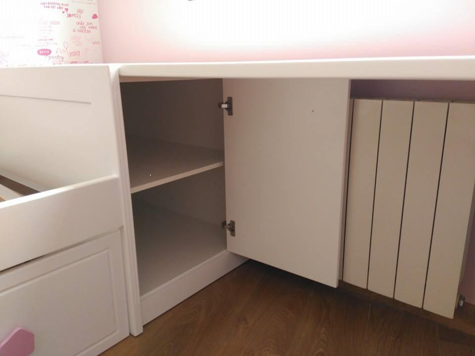 Muebles de habitacion infantil amazing dormitorio juvenil for Muebles habitacion infantil