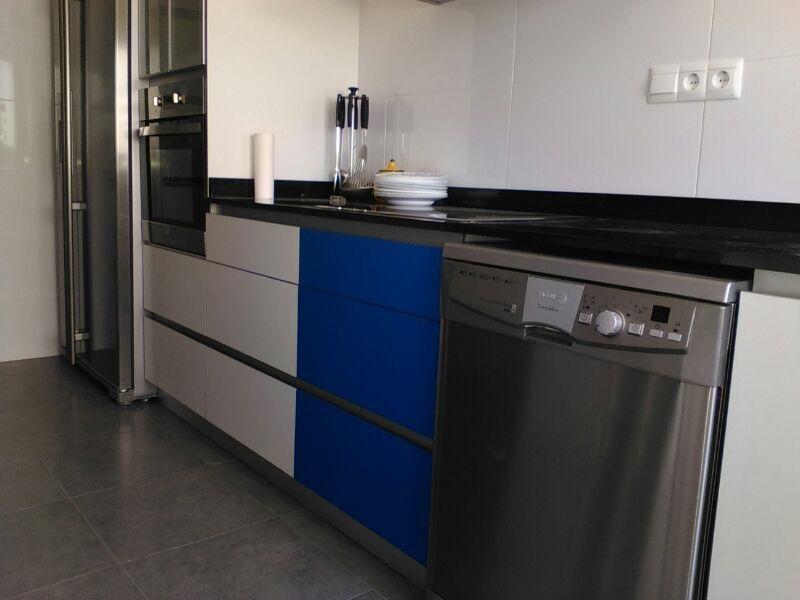 Muebles de cocina pequena a medida - Medida encimera cocina ...