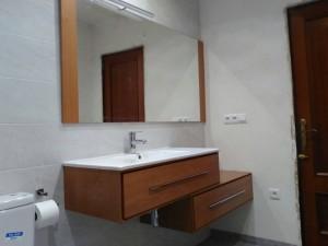 Muebles a medida para baños