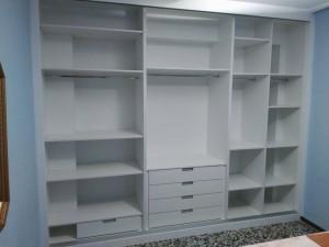 distribución armario a medida Valencia