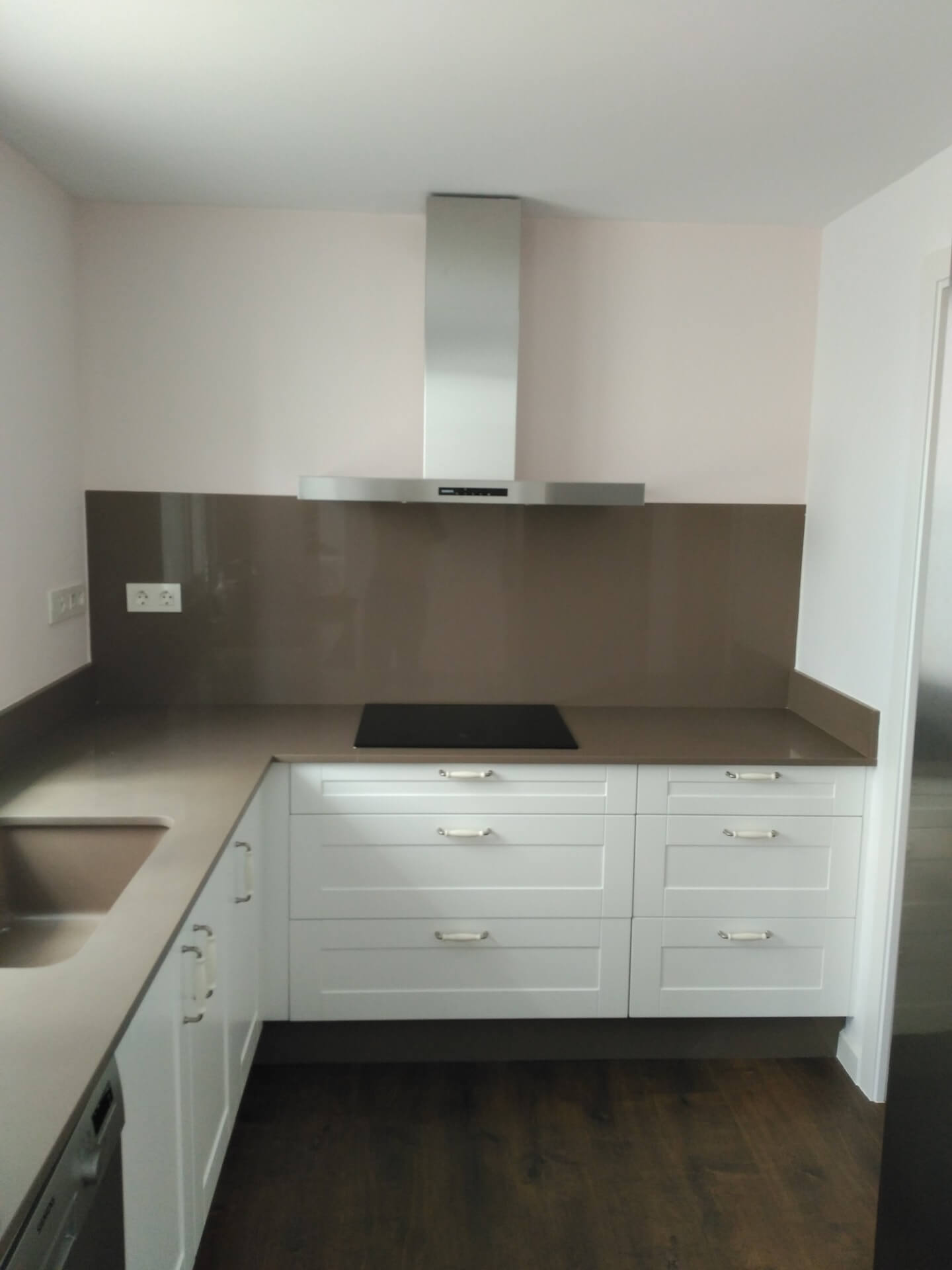 M dulos de cocina blanco mate - Muebles de cocina en valencia ...