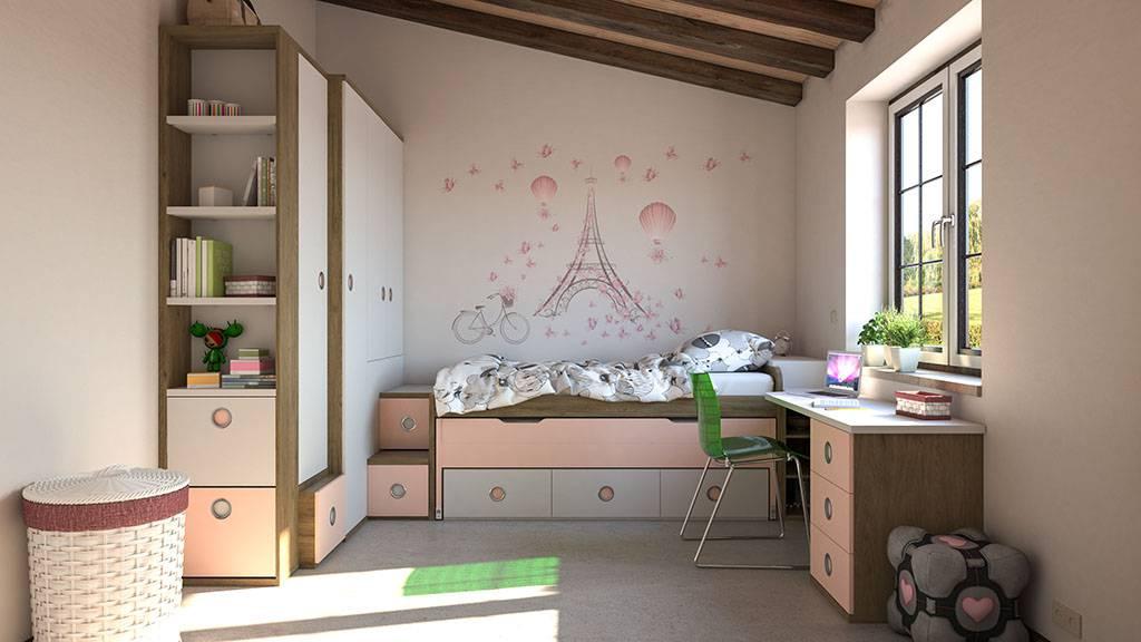 Claves para convertir un cuarto infantil en un dormitorio ...